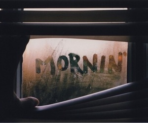 morning, window, and mornin image