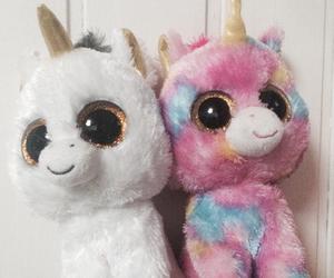 unicorn, cute, and pink image
