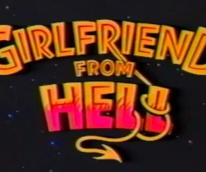 girlfriend, aesthetic, and hell image
