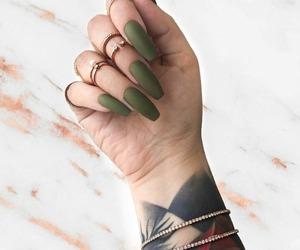 fashion, tumblr, and green image