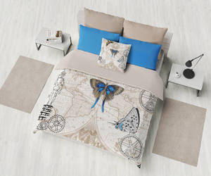 bedroom decor, machine washable, and etsy image