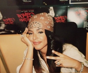 aaliyah, beauty, and 90s image