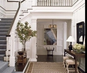 house, stairs, and luxury image