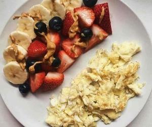 fitness, sana, and desayuno image
