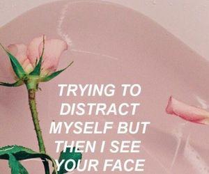 bad liar, Lyrics, and pink image