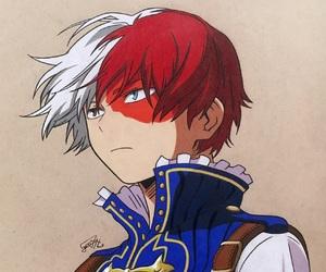 boku no hero academia and todoroki shouto image