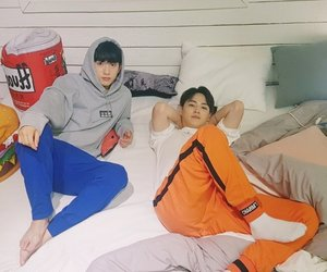 got7, jinyoung, and JB image