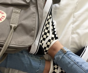 vans, fashion, and grunge image