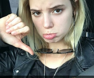 alissa violet and snapchat image