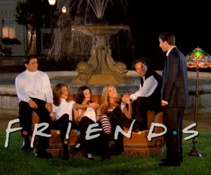 90's, comedy, and F.R.I.E.N.D.S. image
