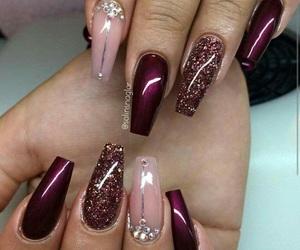 diamonds, long, and pink image
