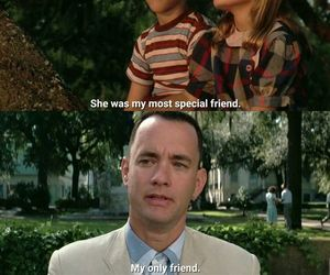 film, forrest gump, and movies image
