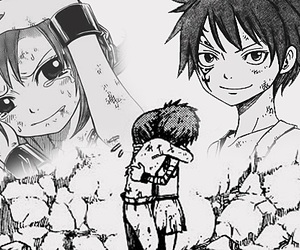 fairy tail, erza, and child image