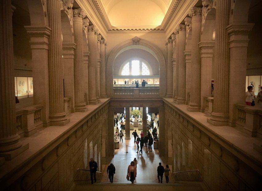 Metropolitan Museum of Art, museums, and nyc image