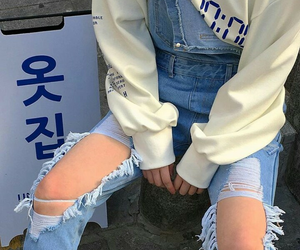 jeans and style image
