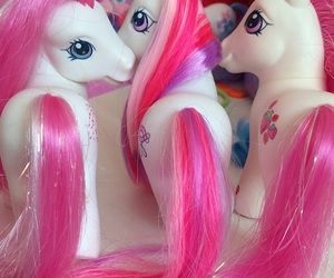 pink, my little pony, and pony image