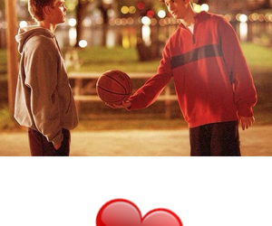 Basketball, brothers, and lucas image