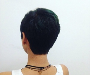 hair style, pixie, and short hair image