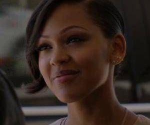 actress, beautiful, and black woman image