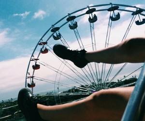 fun, sky, and tumblr image