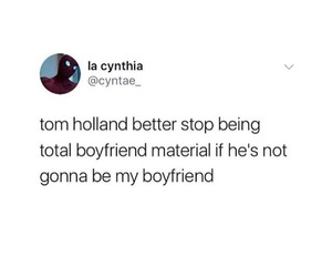 Marvel, tom holland, and quotes image
