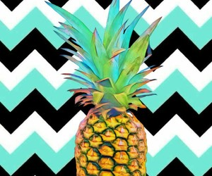 fofo, pineapple, and wallpaper image