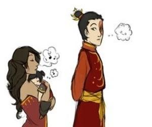 avatar, zuko, and senhor do fogo image
