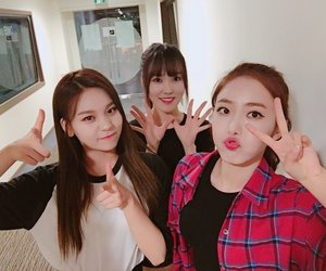 gfriend, kpop, and umji image