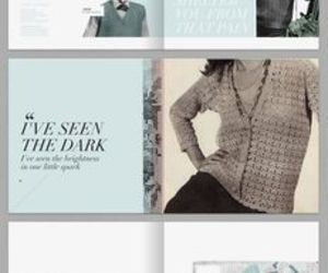 design, fashion, and magazine image