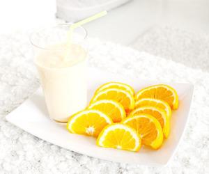 food, orange, and fruit image