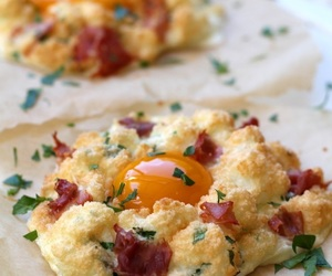 bacon, breakfast, and brunch image
