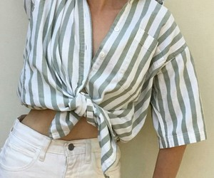 aesthetic, blouse, and cloth image