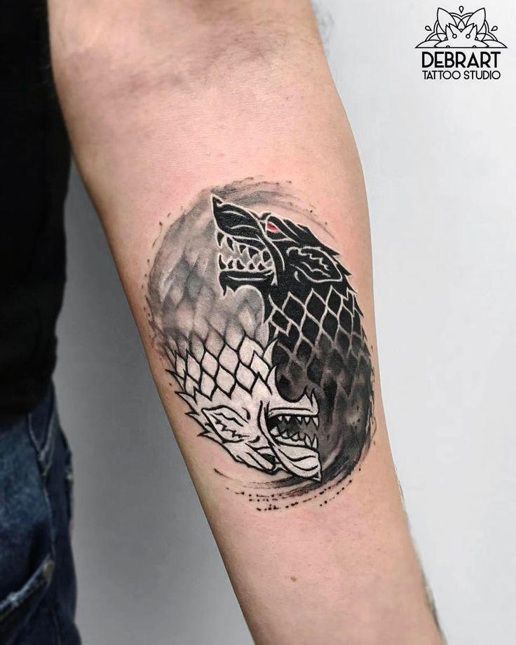 tatuajes de Juegos de Tronos