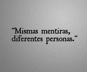 lies, frases, and people image