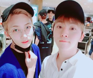 handsome, seungkwan, and jeonghan image