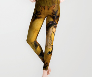 fashion, horse, and equine art image
