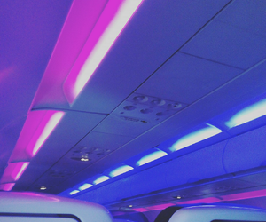 aesthetic, purple, and aes image