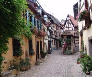 france, medieval, and alsace image
