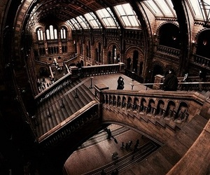 london, stairs, and architecture image
