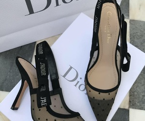 shoes, aesthetic, and dior image