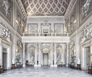 architecture, white, and italy image