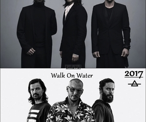 jared leto, shannon leto, and walk on water image