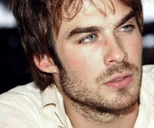 sexy, tvd, and blue eyes image