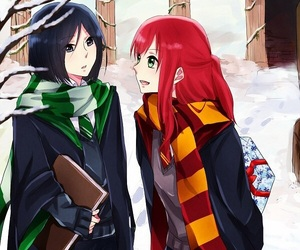 always, severus, and snily image