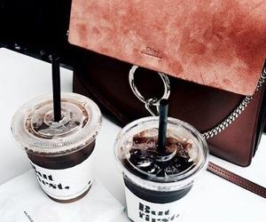 coffee, drink, and bag image