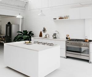 decor, kitchen, and minimalist image