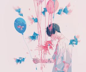 art, anime, and boy image