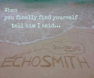 beach, Lyrics, and sand image