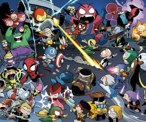 Marvel, hero, and spiderman image