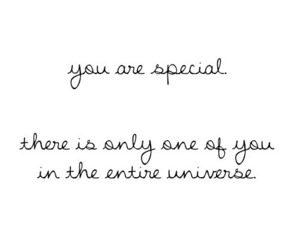 quote, special, and life image